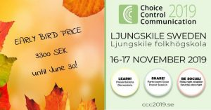 CCC- Choice, Control och Communication
